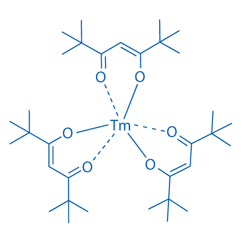 Tris(2,2,6,6-tetramethyl-3,5-heptanedionato)thulium(III)
