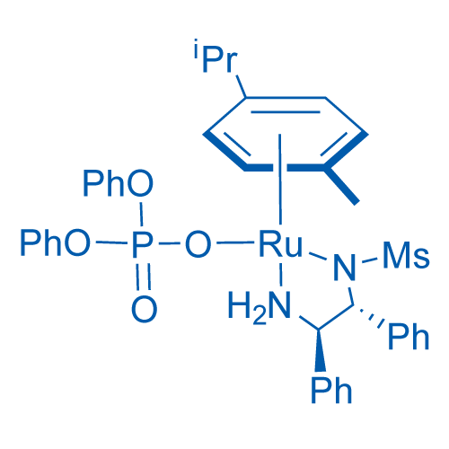 [(1R,2R)-2-amino-1,2-diphenylethyl(methanesulfonamido)](p-cymene)ruthenium(II) diphenyl phosphate