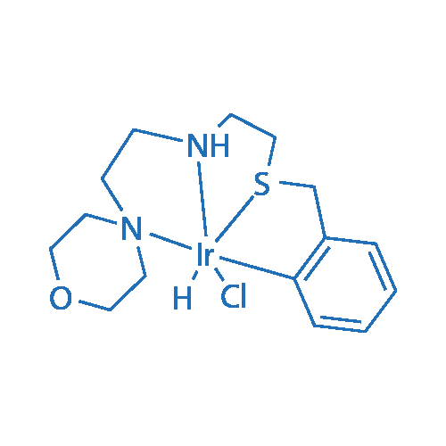 Chlorohydro[2-[[(R)-[2-[(R)-[2-(4-morpholinyl-κN4)ethyl]amino-κN]ethyl]thio-κS]methyl]phenyl-κC]iridium(III)