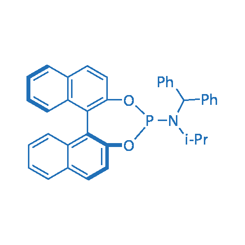 (11bS)-N-Benzhydryl-N-isopropyldinaphtho[2,1-d:1',2'-f][1,3,2]dioxaphosphepin-4-amine