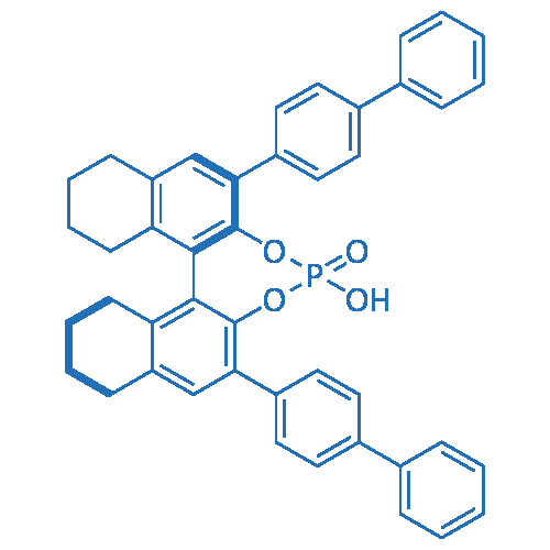(11bR)-2,6-Di([1,1'-biphenyl]-4-yl)-4-hydroxy-8,9,10,11,12,13,14,15-octahydrodinaphtho[2,1-d:1',2'-f][1,3,2]dioxaphosphepine 4-oxide