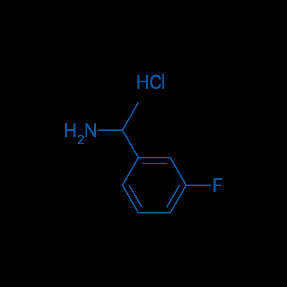 1-(3-Fluorophenyl)ethan-1-amine hydrochloride