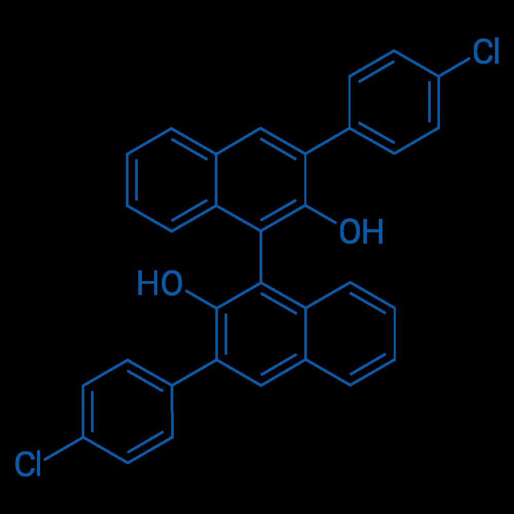 (S)-3,3'-Bis(4-chlorophenyl)-[1,1'-binaphthalene]-2,2'-diol