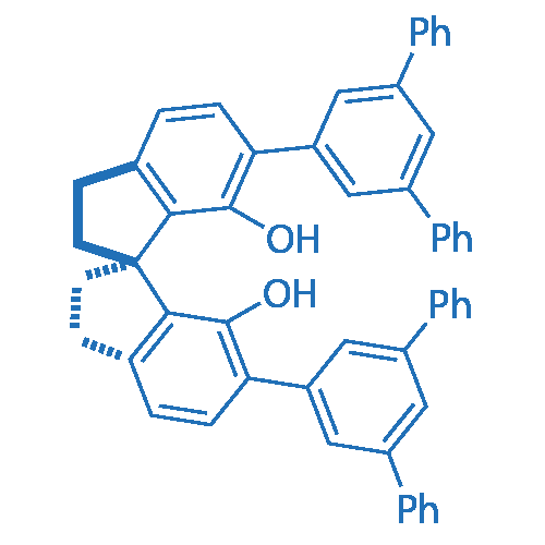 (R)-6,6'-Di([1,1':3',1''-terphenyl]-5'-yl)-2,2',3,3'-tetrahydro-1,1'-spirobi[indene]-7,7'-diol
