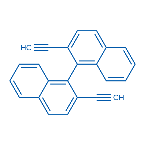 (S)-2,2'-diethynyl-1,1'-binaphthalene