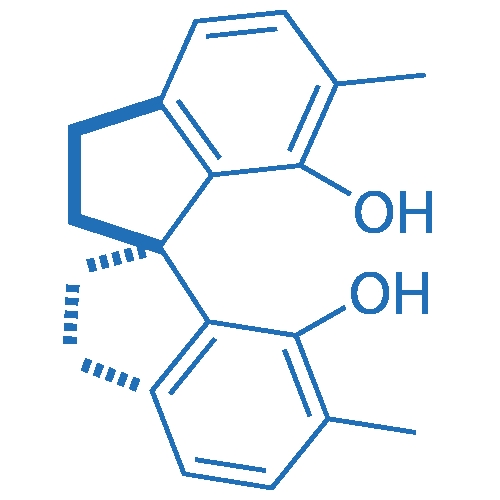 (R)-6,6'-Dimethyl-2,2',3,3'-tetrahydro-1,1'-spirobi[indene]-7,7'-diol