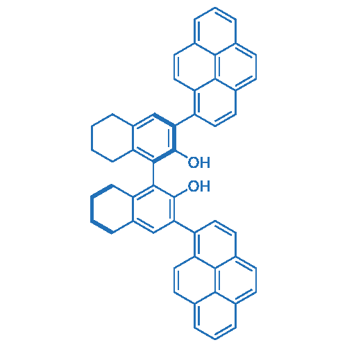 (R)-3,3'-Di(pyren-1-yl)-5,5',6,6',7,7',8,8'-octahydro-[1,1'-binaphthalene]-2,2'-diol