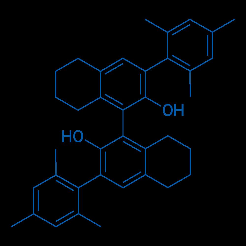 (R)-3,3'-Dimesityl-5,5',6,6',7,7',8,8'-octahydro-[1,1'-binaphthalene]-2,2'-diol