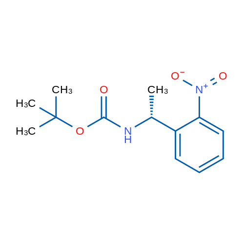 (R)-tert-Butyl (1-(2-nitrophenyl)ethyl)carbamate