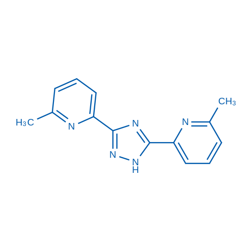 6,6'-(1H-1,2,4-Triazole-3,5-diyl)bis(2-methylpyridine)