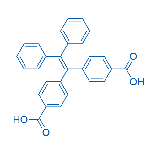 4,4'-(2,2-Diphenylethene-1,1-diyl)dibenzoic acid