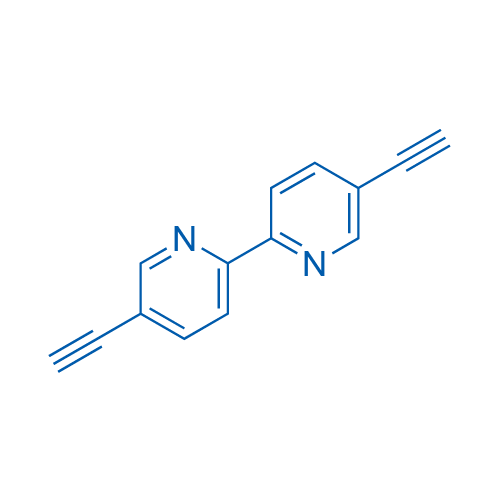 5,5'-Diethynyl-2,2'-bipyridine