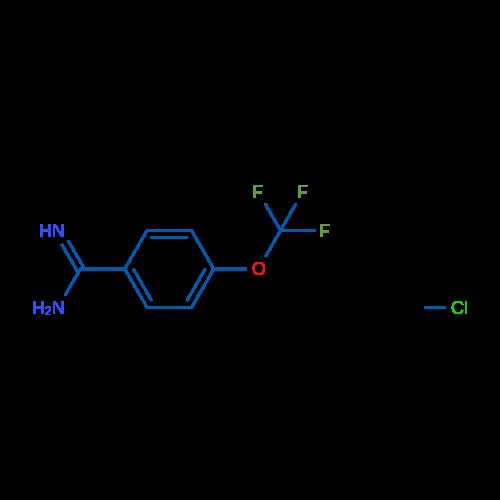 4-(Trifluoromethoxy)benzimidamide hydrochloride