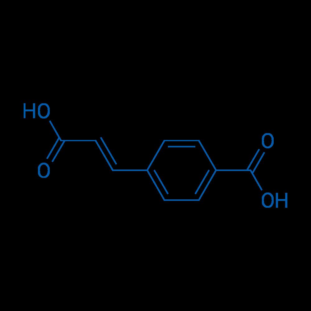 4-(2-Carboxyvinyl)benzoic acid