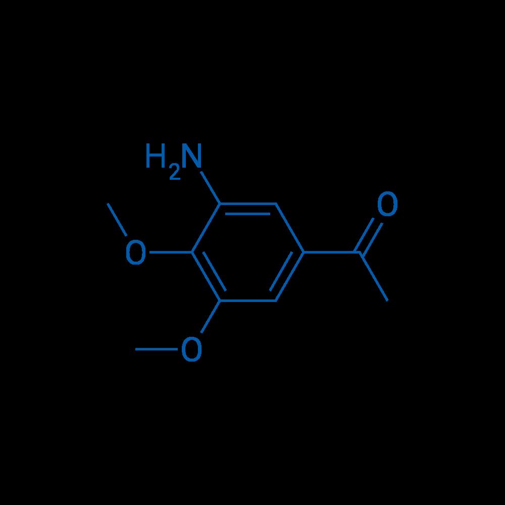 1-(3-Amino-4,5-dimethoxyphenyl)ethanone