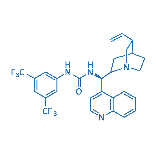 1-(3,5-Bis(trifluoromethyl)phenyl)-3-((1R)-quinolin-4-yl(5-vinylquinuclidin-2-yl)methyl)urea