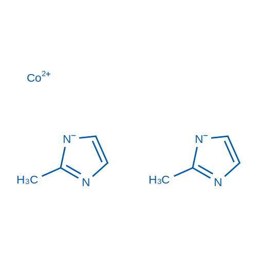 Cobalt 2-methylimidazole