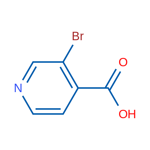 3-Bromoisonicotinic acid