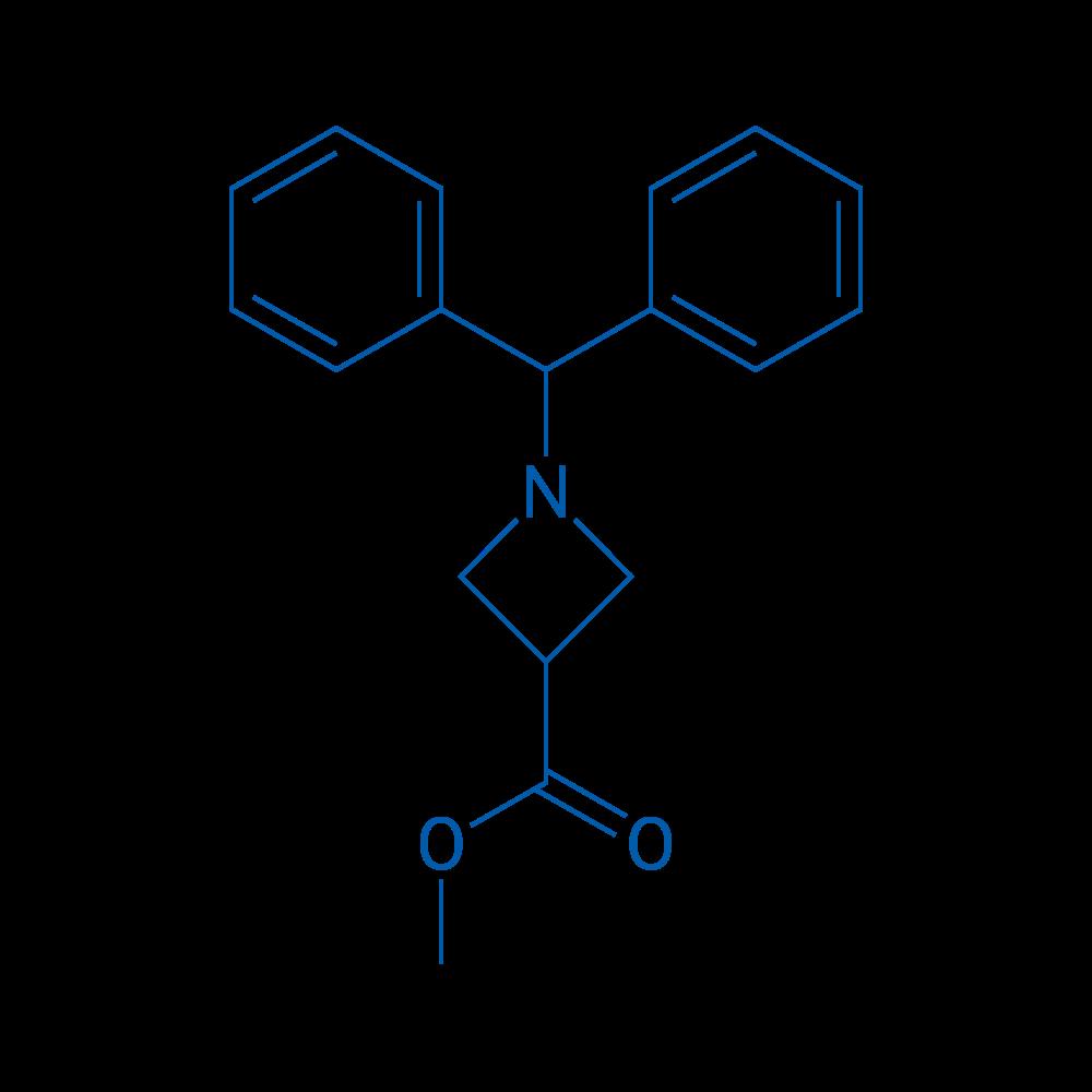 Methyl 1-benzhydrylazetidine-3-carboxylate