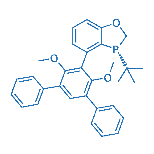 (R)-3-(tert-Butyl)-4-(4',6'-dimethoxy-[1,1':3',1''-terphenyl]-5'-yl)-2,3-dihydrobenzo[d][1,3]oxaphosphole
