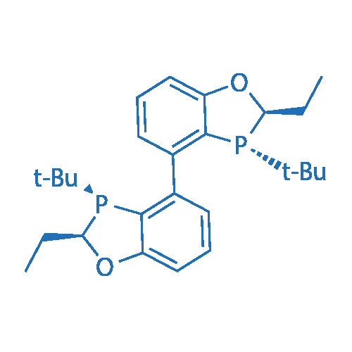 (2R,2'R,3R,3'R)-3,3'-Di-tert-butyl-2,2'-diethyl-2,2',3,3'-tetrahydro-4,4'-bibenzo[d][1,3]oxaphosphole