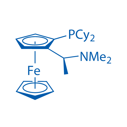 (R)-1-(Dicyclohexylphosphino)-2-[(S)-1-(dimethylamino)ethyl]ferrocene