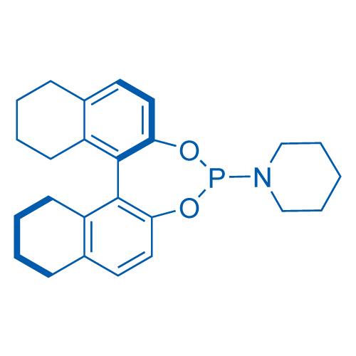 1-((11bR)-8,9,10,11,12,13,14,15-Octahydrodinaphtho[2,1-d:1',2'-f][1,3,2]dioxaphosphepin-4-yl)piperidine