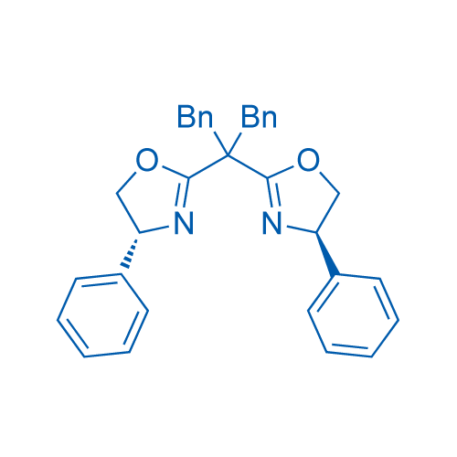 (4R,4'R)-2,2'-(1,3-Diphenylpropane-2,2-diyl)bis(4-phenyl-4,5-dihydrooxazole)