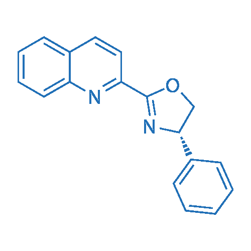 (S)-4-Phenyl-2-(quinolin-2-yl)-4,5-dihydrooxazole