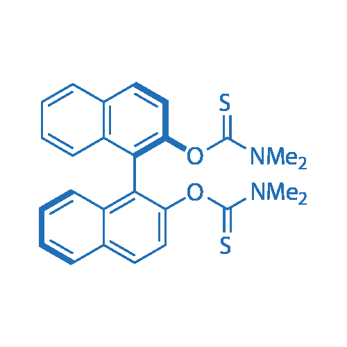 (R)-O,O'-([1,1'-Binaphthalene]-2,2'-diyl) bis(dimethylcarbamothioate)