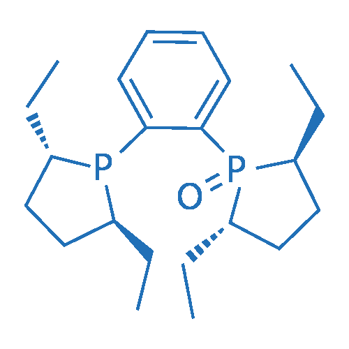 (2S,5S)-1-(2-((2S,5S)-2,5-Diethylphospholan-1-yl)phenyl)-2,5-diethylphospholane 1-oxide