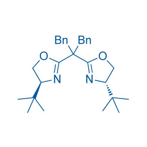 (4S,4'S)-2,2'-(1,3-Diphenylpropane-2,2-diyl)bis(4-(tert-butyl)-4,5-dihydrooxazole)