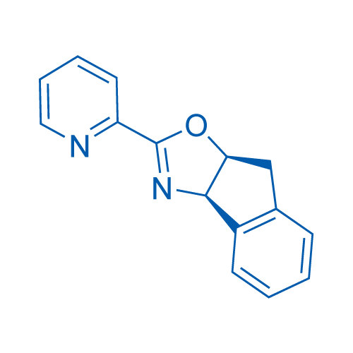 (3aR,8aS)-2-(Pyridin-2-yl)-3a,8a-dihydro-8H-indeno[1,2-d]oxazole