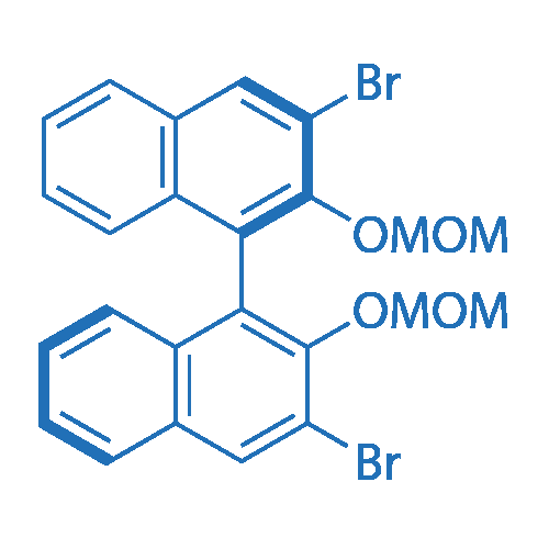 (R)-3,3'-Dibromo-2,2'-bis(methoxymethoxy)-5,5',6,6',7,7',8,8'-octahydro-1,1'-binaphthalene