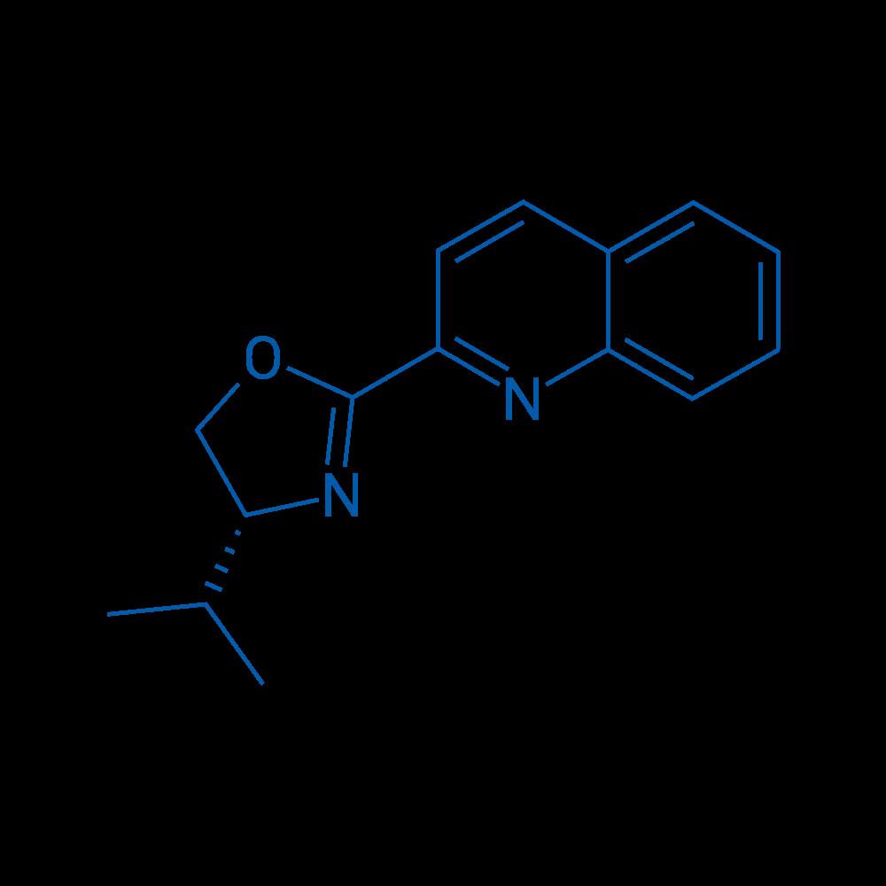 (R)-4-Isopropyl-2-(quinolin-2-yl)-4,5-dihydrooxazole
