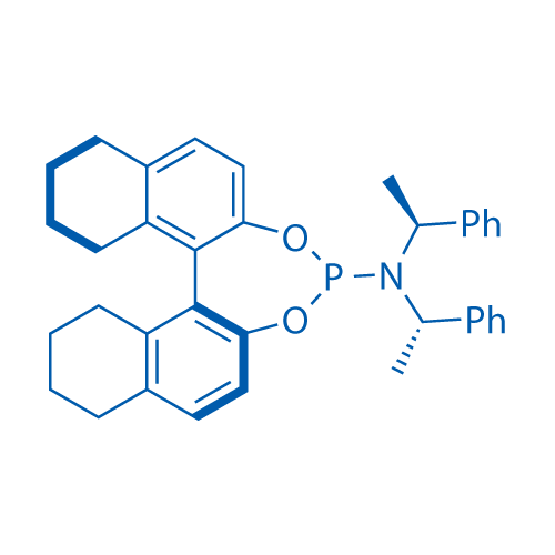 (11bS)-N,N-bis((S)-1-Phenylethyl)-8,9,10,11,12,13,14,15-octahydrodinaphtho[2,1-d:1',2'-f][1,3,2]dioxaphosphepin-4-amine