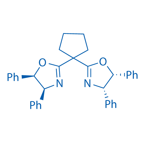 (4S,4'S,5R,5'R)-2,2'-(Cyclopentane-1,1-diyl)bis(4,5-diphenyl-4,5-dihydrooxazole)