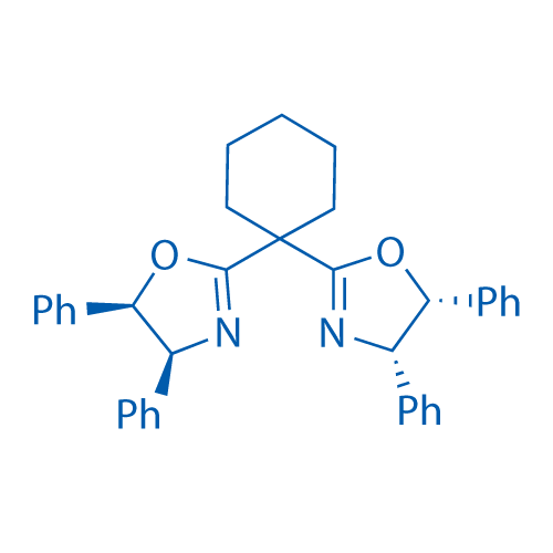 (4S,4'S,5R,5'R)-2,2'-(Cyclohexane-1,1-diyl)bis(4,5-diphenyl-4,5-dihydrooxazole)