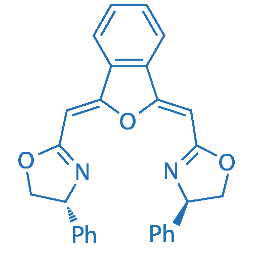 (1Z,3Z)-1,3-Bis(((R)-4-phenyl-4,5-dihydrooxazol-2-yl)methylene)-1,3-dihydroisobenzofuran