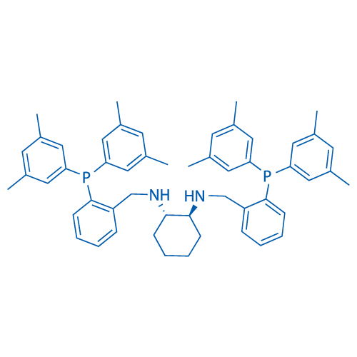 (1S,2S)-N1,N1-Bis(2-(bis(3,5-dimethylphenyl)phosphino)benzyl)cyclohexane-1,2-diamine