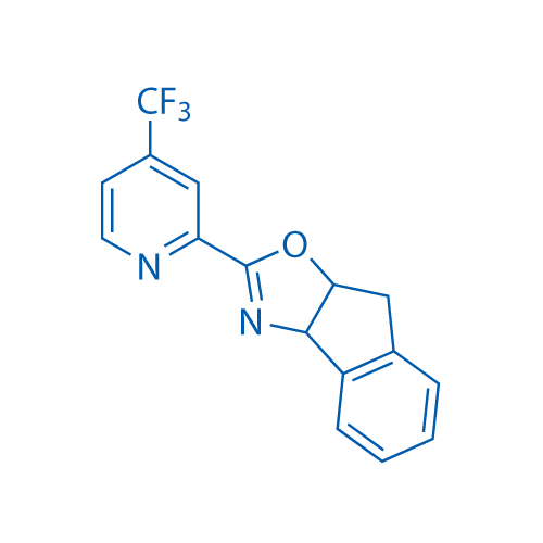 2-(4-(Trifluoromethyl)pyridin-2-yl)-8,8a-dihydro-3aH-indeno[1,2-d]oxazole