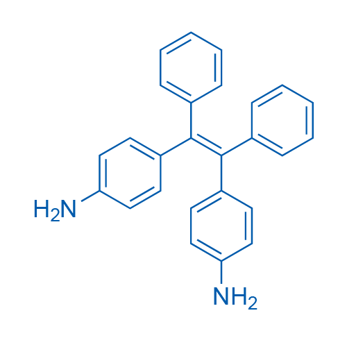 (Z)-4,4'-(1,2-Diphenylethene-1,2-diyl)dianiline