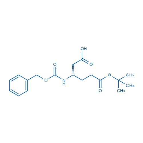 (S)-3-(((Benzyloxy)carbonyl)amino)-6-(tert-butoxy)-6-oxohexanoic acid
