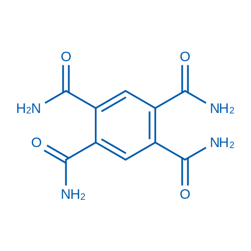 Benzene-1,2,4,5-tetracarboxamide