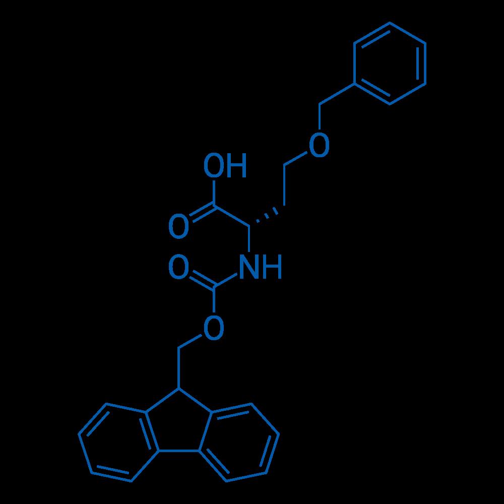 N-(((9H-Fluoren-9-yl)methoxy)carbonyl)-O-benzyl-L-homoserine