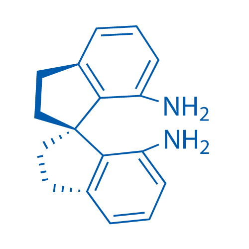 (R)-2,2',3,3'-Tetrahydro-1,1'-spirobi[indene]-7,7'-diamine