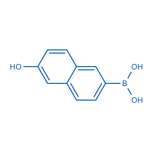 (6-Hydroxynaphthalen-2-yl)boronic acid