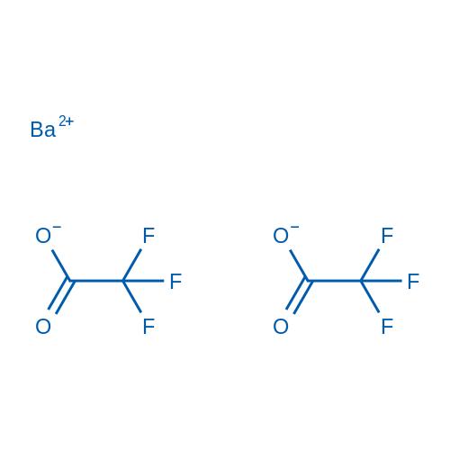 Barium Trifluoroacetate