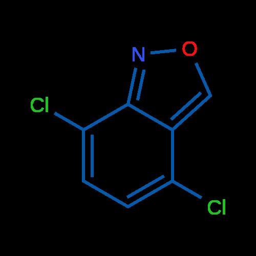4,7-Dichlorobenzo[c]isoxazole