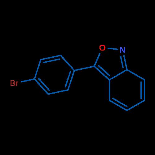 3-(4-Bromophenyl)benzo[c]isoxazole